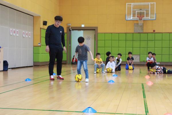 [정규] 축구교실