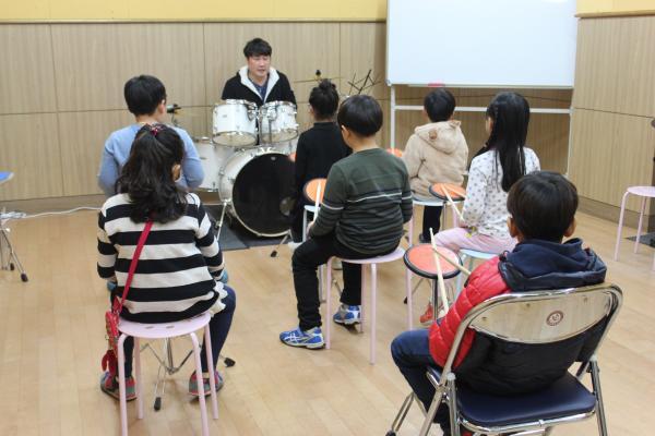 두드림 드럼교실